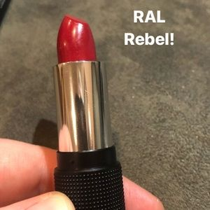 Red Apple Lipstick Makeup - Red Apple Lipstick in color Rebel!